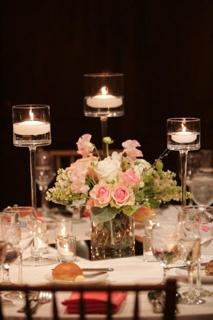 Tier Candle Centerpiece : Iron tree centerpiece ilonka floral decorator