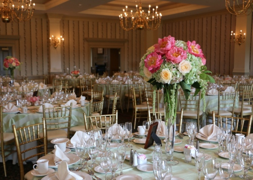 Reception at Waynesborough